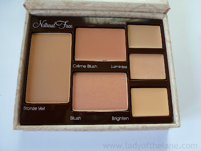 Too Faced Natural Radiance Face Palette Review