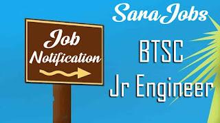 BTSC JE Recruitment