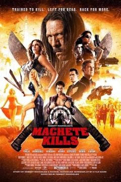 Machete Kills – DVDRIP LATINO