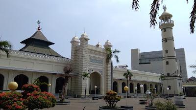 Salahsatu sarana peribadatan Masjid Jami' Kauman Kota Pekalongan