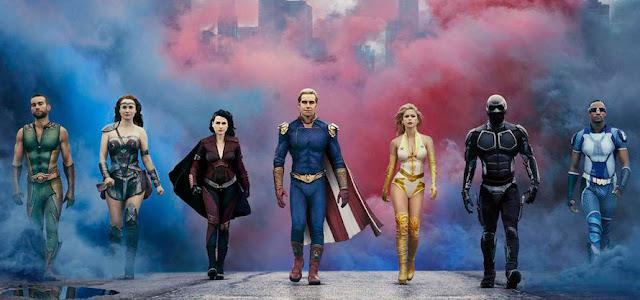 Amazon desenvolverá spin-off de 'The Boys' baseado em uma universidade de super-heróis