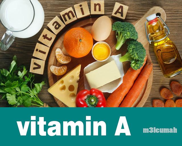 كل شيء عن فيتامين A