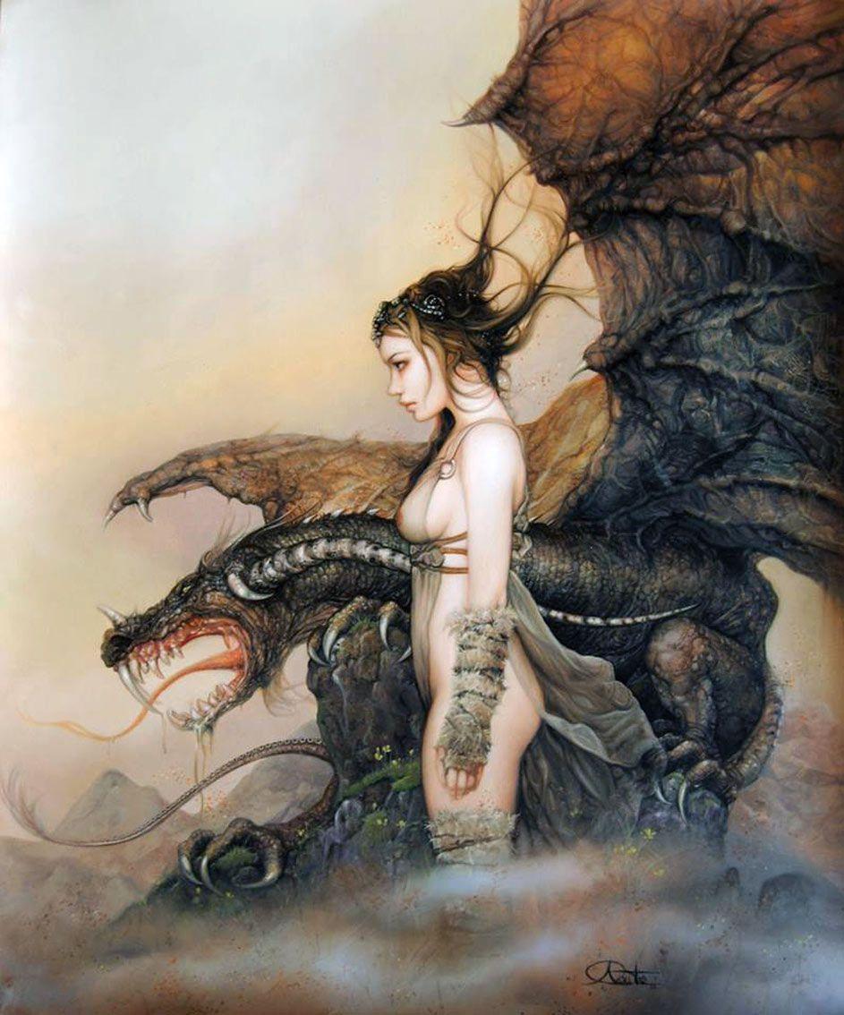 gothic fantasy art porn
