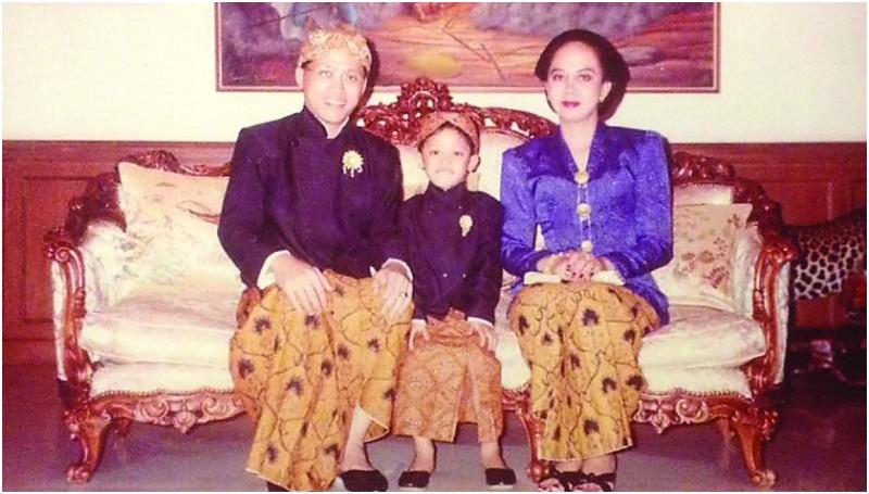Mario Teguh, Aryani dan Ario Kiswinar