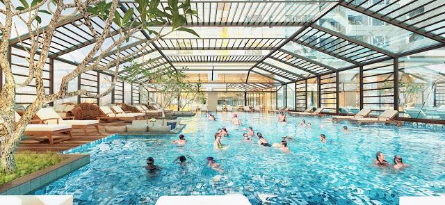Bể bơi 4 mùa Eurowindow River Park