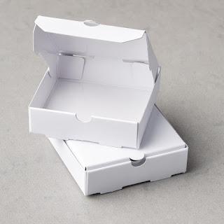 Stampin' Up! 3 Mini Pizza Box Projects