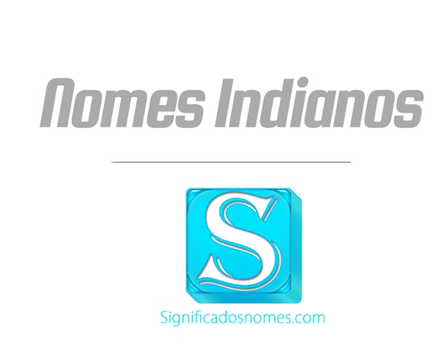Nomes Indianos