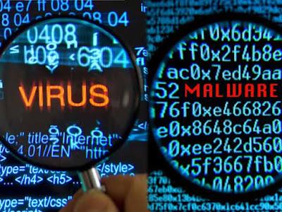 10 Ciri-ciri Laptop Terkena Virus Malware, cara mengetahui laptop terkena virus, apa tanda laptop terkena virus, ciri ciri laptop terkena virus, virus malware, pengertian virus malware