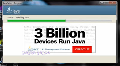 Tutorial Lengkap Cara instal Java JRE Pada PC Laptop Paling Mudah
