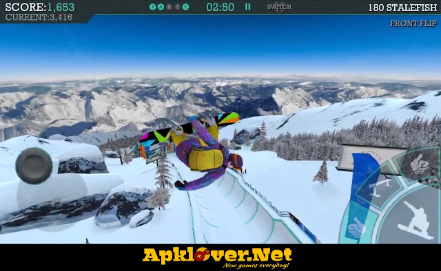 Snowboard Party: Aspen MOD APK unlimited money & premium