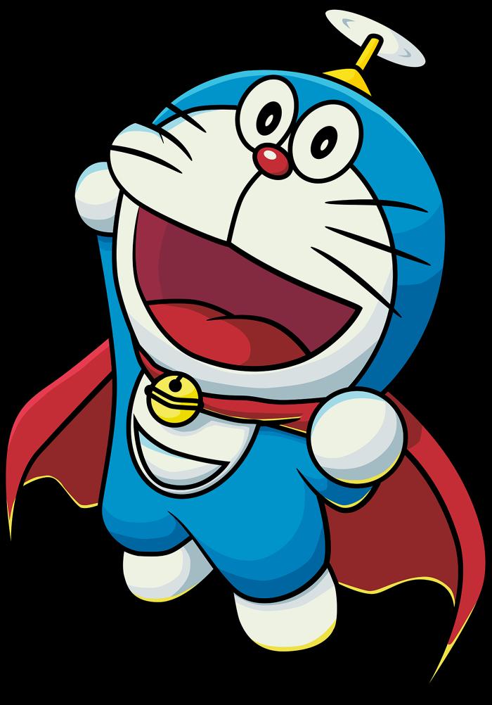 Cartoon Characters: Doraemon