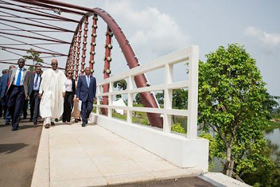 I Will Not Show Mercy to those who Loot Nigeria Treasury--President Buhari