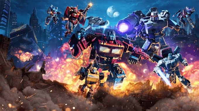 Hasbro to Release Final Series in Transformers: War for Cybertron Trilogy in July
