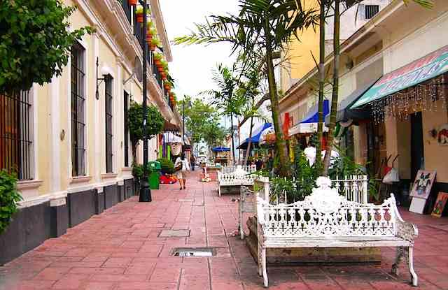 Andador Constitución, Colima