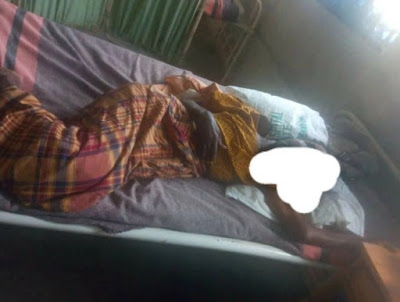 DISTURBING! 70 Year Old Woman Allegedly Raped By Her 25 Year Old Relative