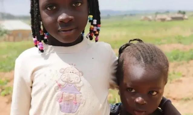 """""""Deus é realmente o pai dos órfãos"""", diz viúva que tem duas filhas pequenas para criar"""