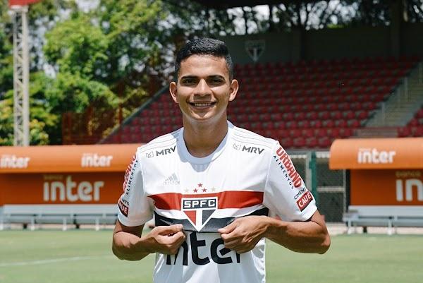Oficial: El Sao Paulo firma a Bruno Rodrigues