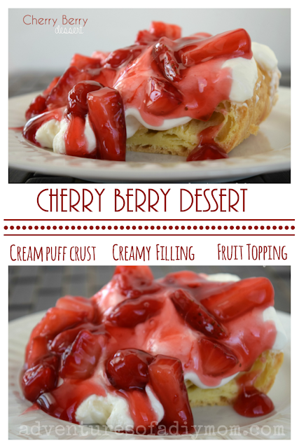 Cherry Berry Dessert Recipe