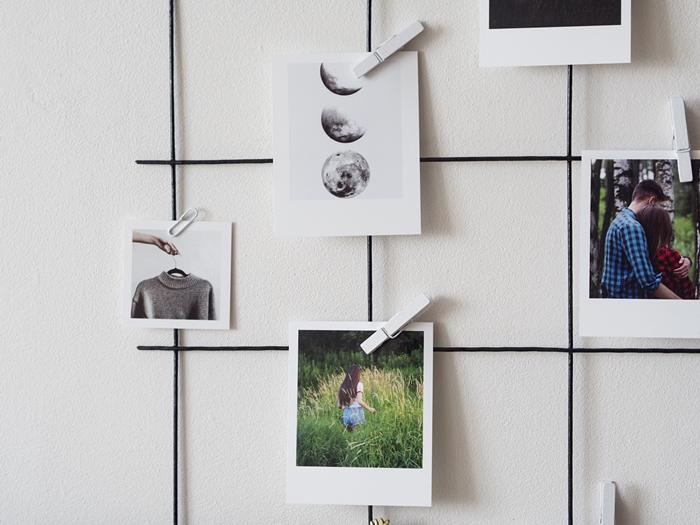 zdjęcia jak z polaroida