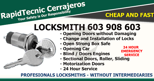 Locksmith Polanco 603 908 603