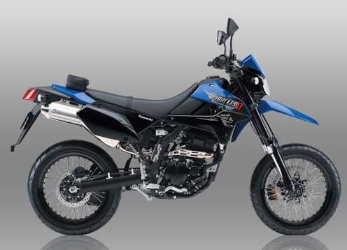 Spesifikasi dan Harga Motor Kawasaki D-Tracker X Terbaru