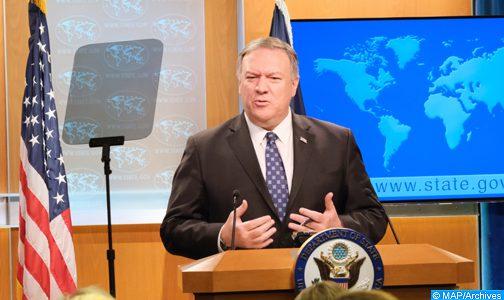 """وزير الخارجية الأمريكي: المغرب """"نموذج للتسامح بالنسبة للمنطقة والعالم"""""""