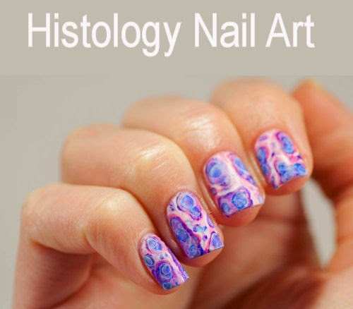 Science Nail Designs: Medical Laboratory And Biomedical Science: Lab Week Style
