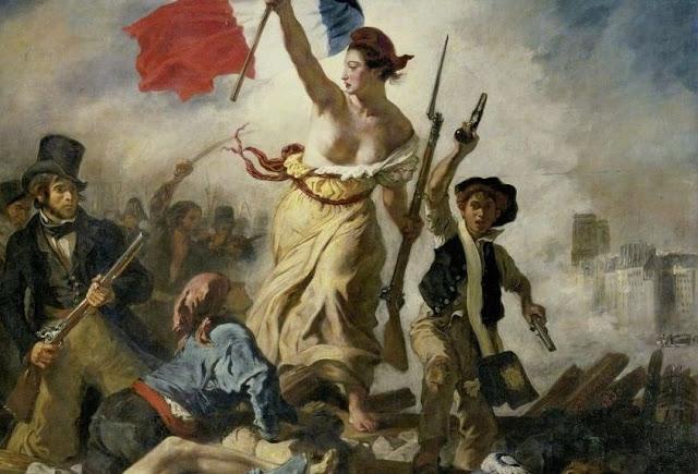瑪莉安娜理性和自由女神