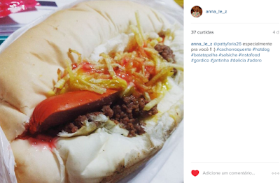 cachorro quente hot dog