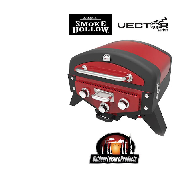 Smoked Hollow Vector Series Three Burner