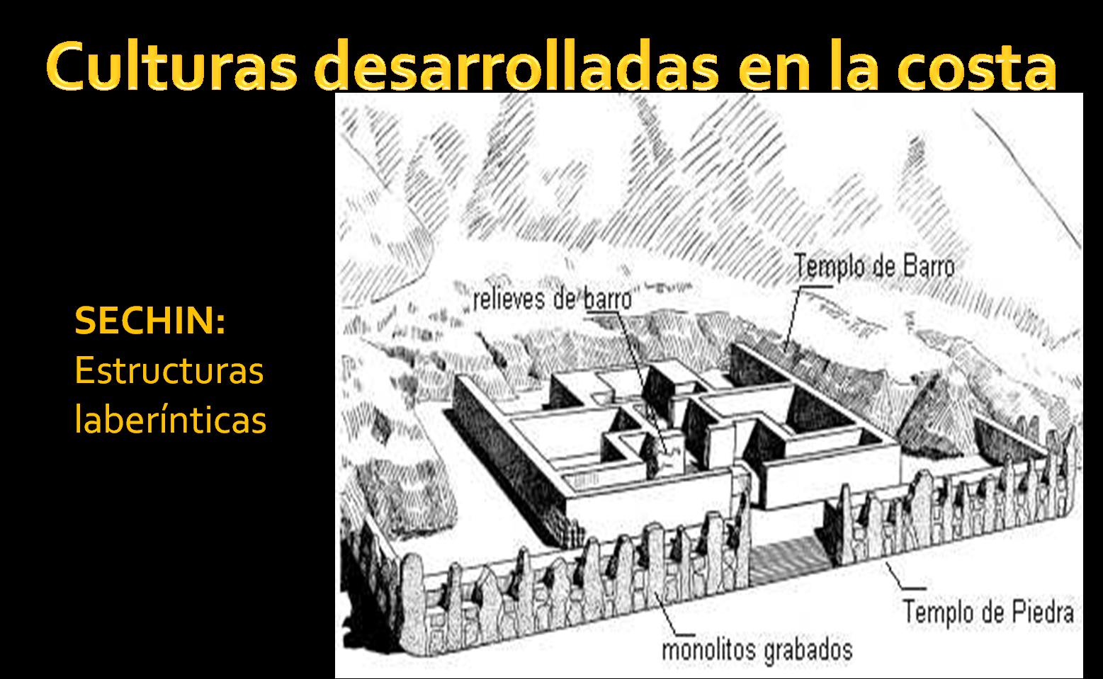 Arquitectura en la historia.: Arquitectura de la Costa Peruana
