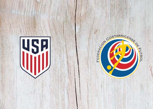 United States vs Costa Rica -Highlights 10 June 2021