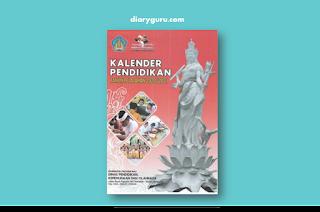 Kalender Pendidikan Provinsi Bali Tahun Pelajaran 2020/2021
