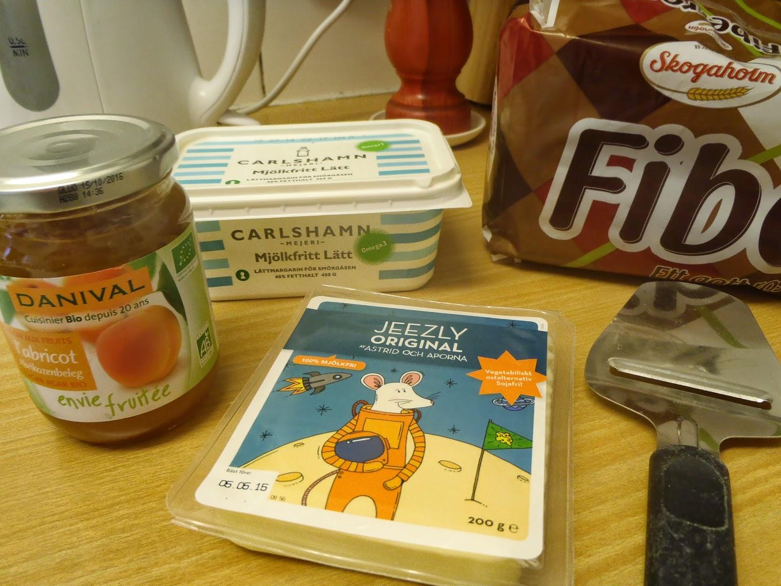 mjölkallergi och ost