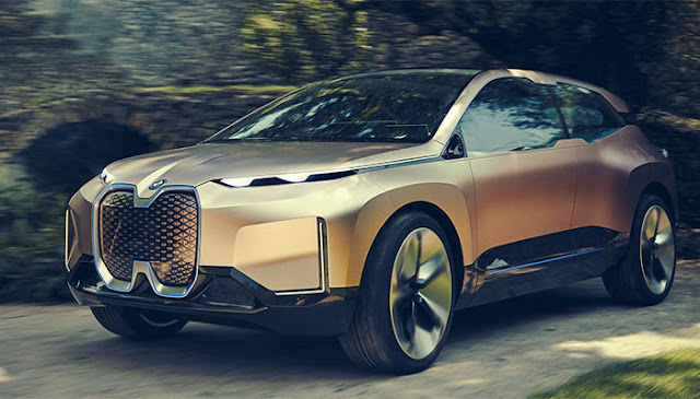 BMW iNext: Best Electric Cars to Look Forward to in 2021: eAskme
