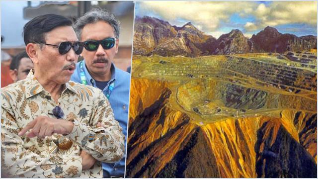 Terungkap! Ini Nama Purnawirawan TNI - Pejabat BIN di Perusahaan Tambang Emas Blok Wabu