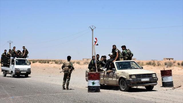 Ejército sirio halla almacén con misiles antitanque 'Made in USA'