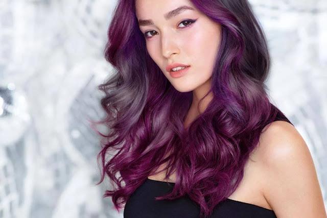 menjaga kesehatan rambut berwarna