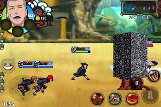 Download Sprite Senki: Sandaime Kazekage rep Hidan
