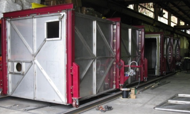 Pre Weld and Postweld (PWHT) Heat Treatment Furnaces ...