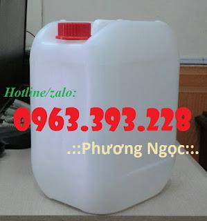 Can nhựa 10 Lít đựng hóa chất, can nhựa đựng xăng dầu 5e65095ad48434da6d95