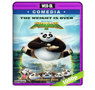 Kung Fu Panda 3 (2015) Web-DL 1080p Audio Dual Latino/Ingles