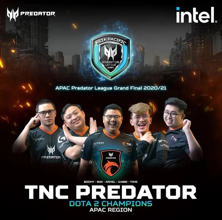 After six days of intense battles across 17 regions, the Asia-Pacific Predator League Finals come to a close