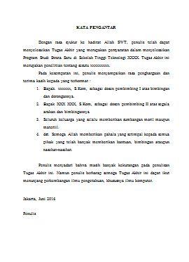 Contoh Surat Keterangan Penelitian Singkat riset mahasiswa di desa tentang pengairan