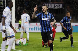 Watch Inter Milan vs Frosinone live Streaming Today 24-11-2018 Italy Serie A