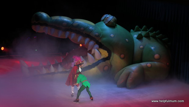 Peter Pan Disney on Ice