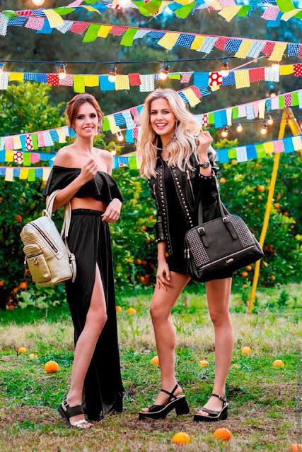 Moda primavera verano 2017 XL carteras, bolsos mochilas, zapatos, sandalias y camperas primavera verano 2017.