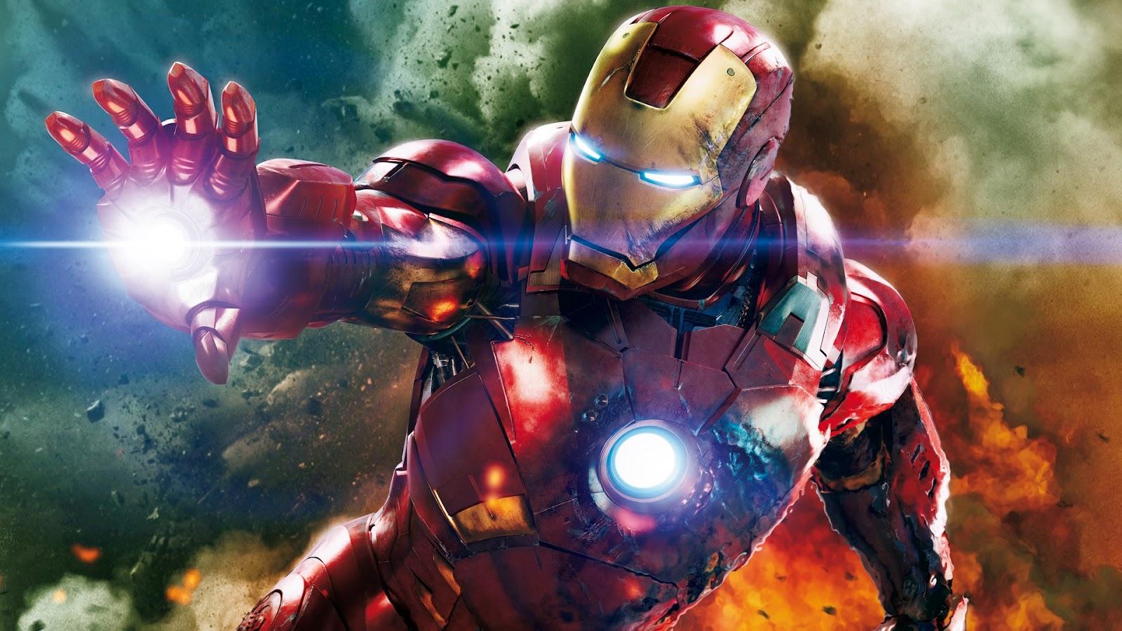 Iron Man 1 Y 2 (Español Latino, PL)