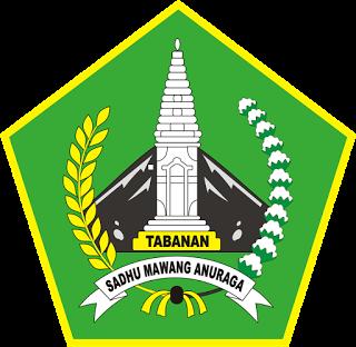 Logo/ Lambang Kabupaten Tabanan