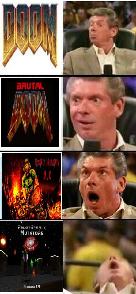Vince McMahon e Doom